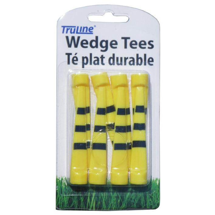 Height Line Wedge Tee - 8pk