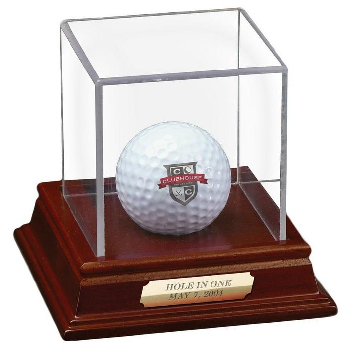 Hole In One Ball Display Case