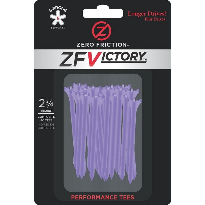 Victory 5 Prong Tees - 2 3/4IN