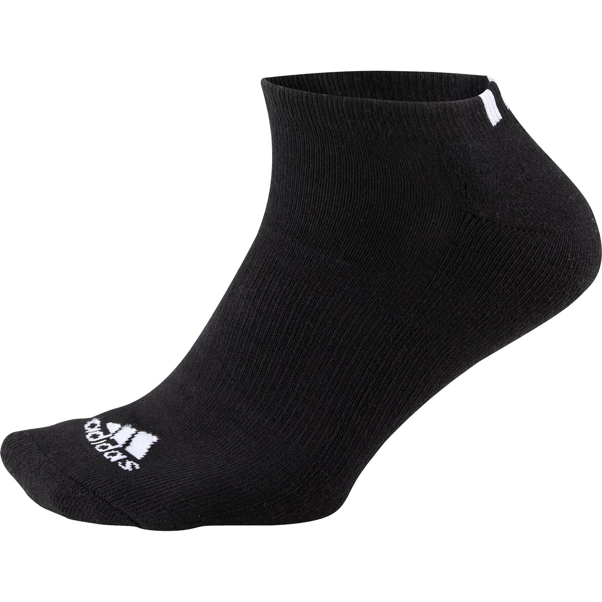 ADIDAS Men's Comfort Low Sock 3-Pack
