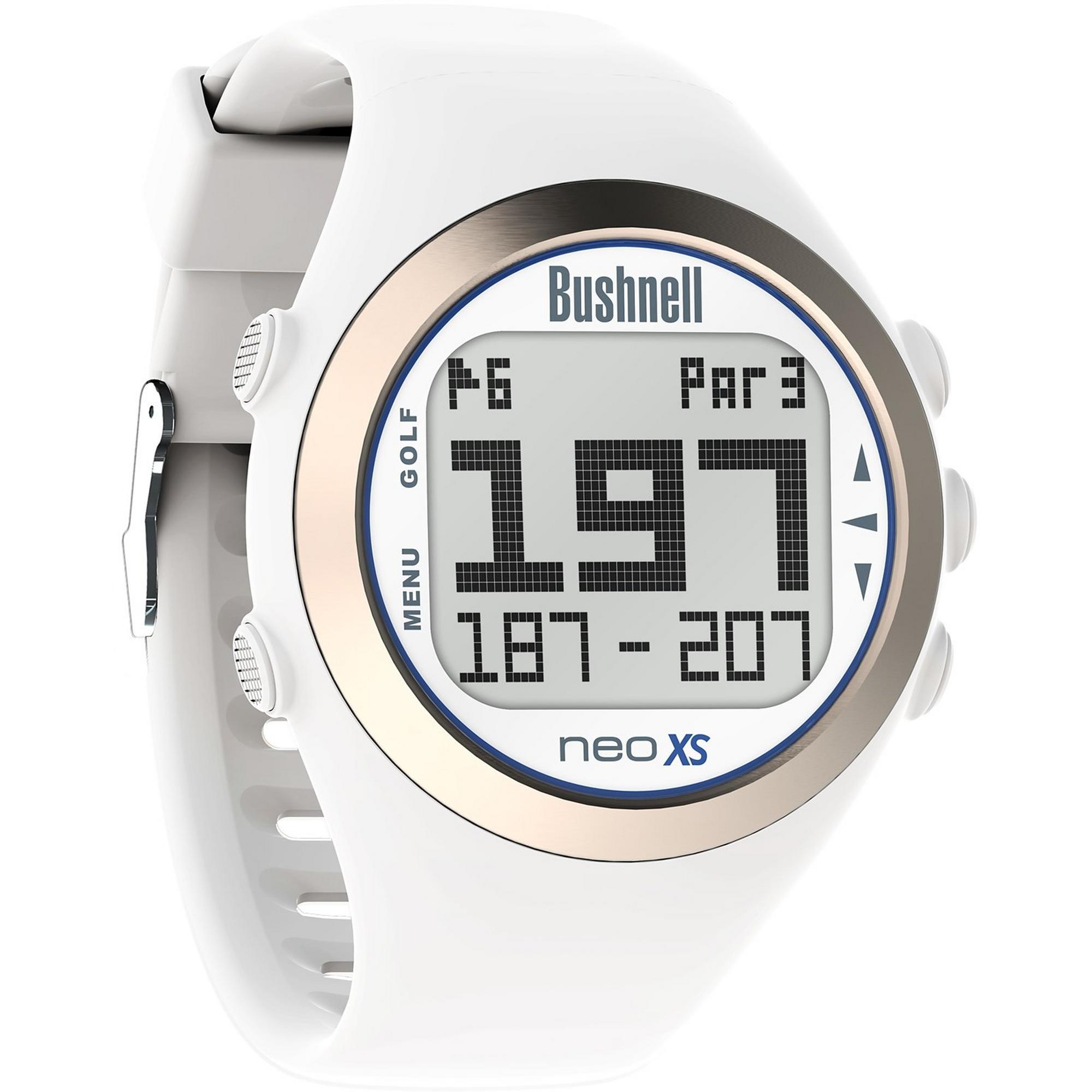 NEO XS White GPS Watch