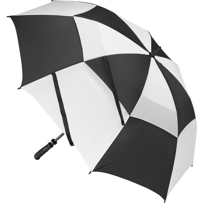 Parapluie de 62 po à toile double