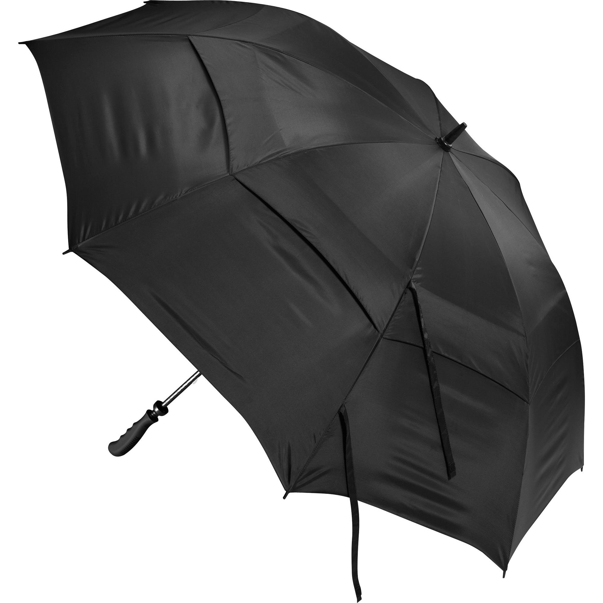Parapluie de 68 po à toile double