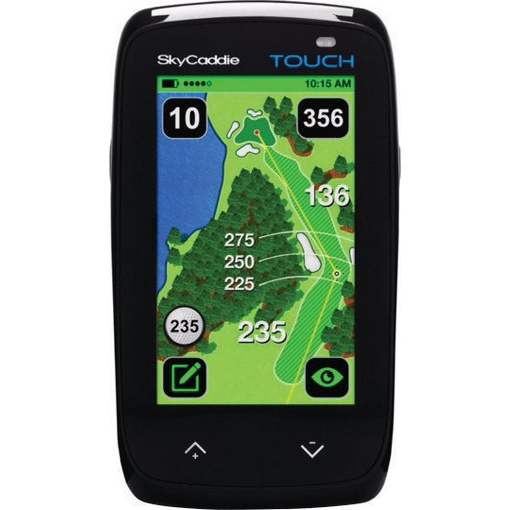 Touch GPS