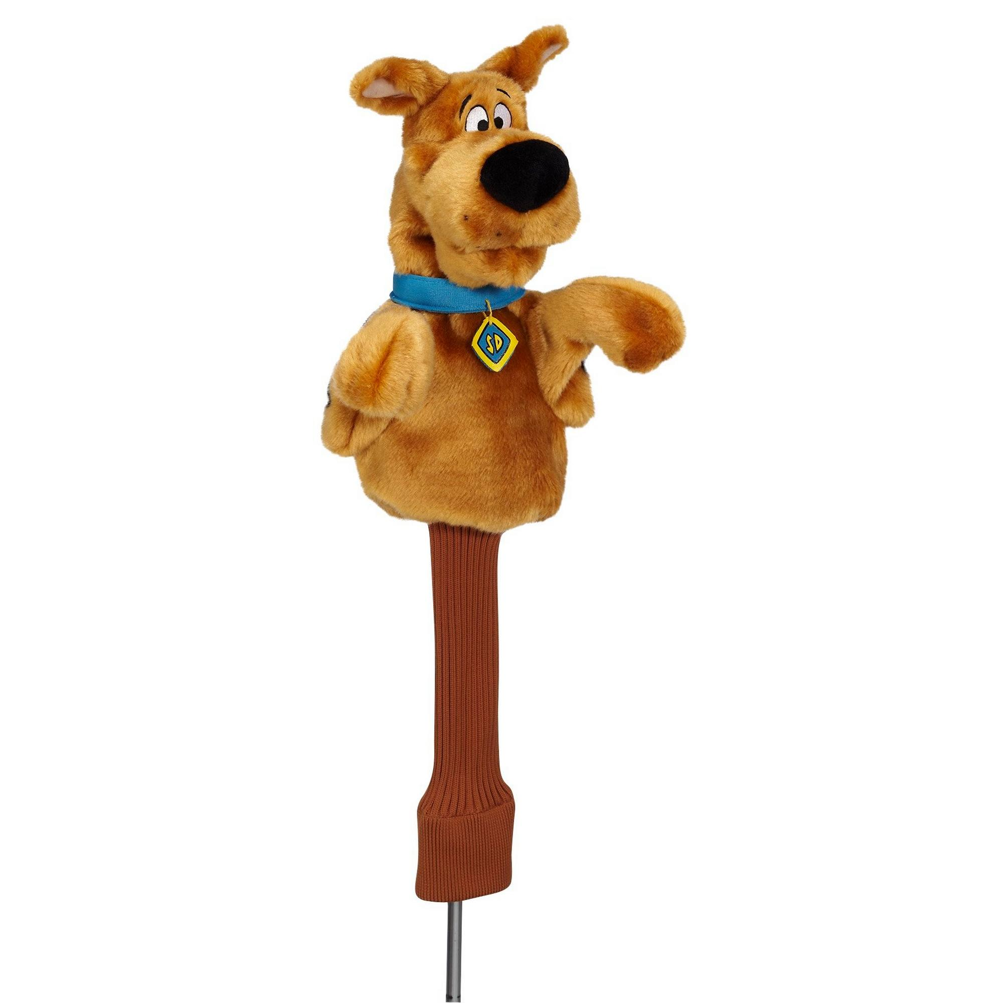 Full Body Scooby-Doo Driver Headcover