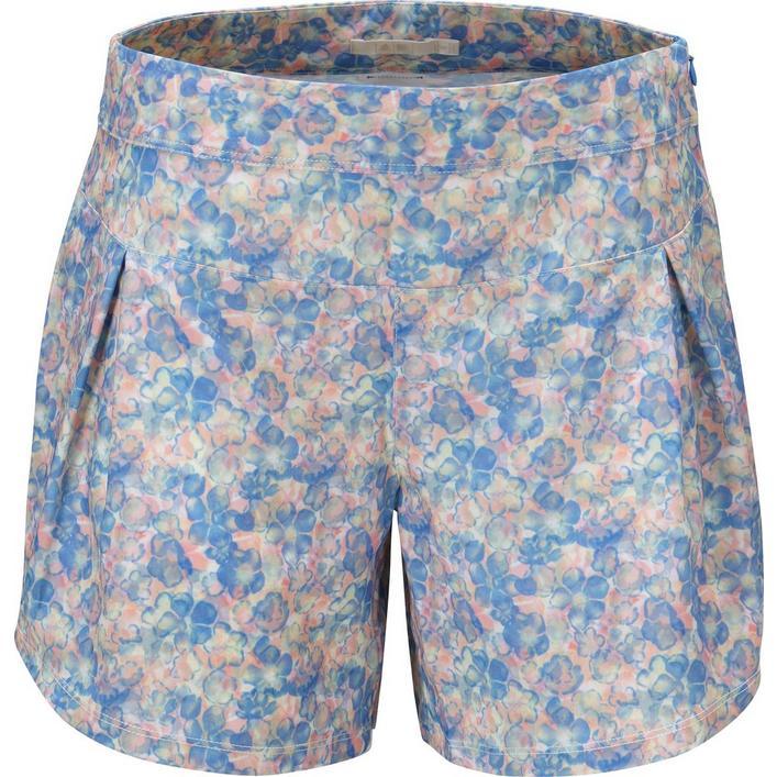 Pantalon court Tour floral pour femmes
