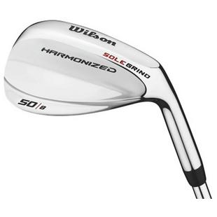 Harmonized SG Wedge with Steel Shaft