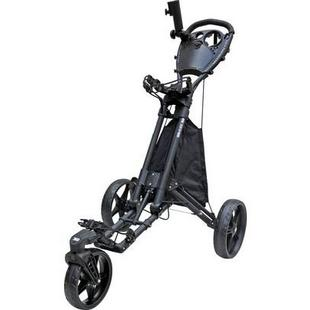 One-Click 360 Push Cart