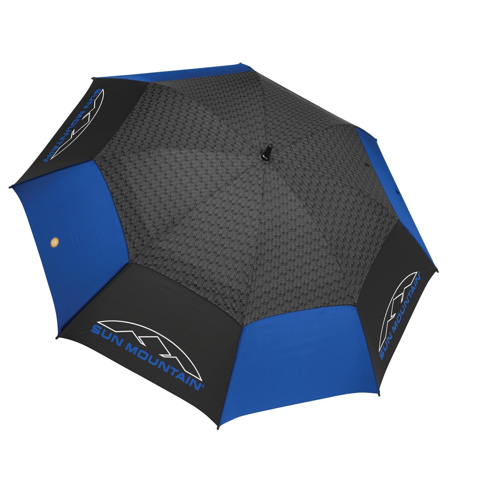 Double-Canopy Manual Umbrella