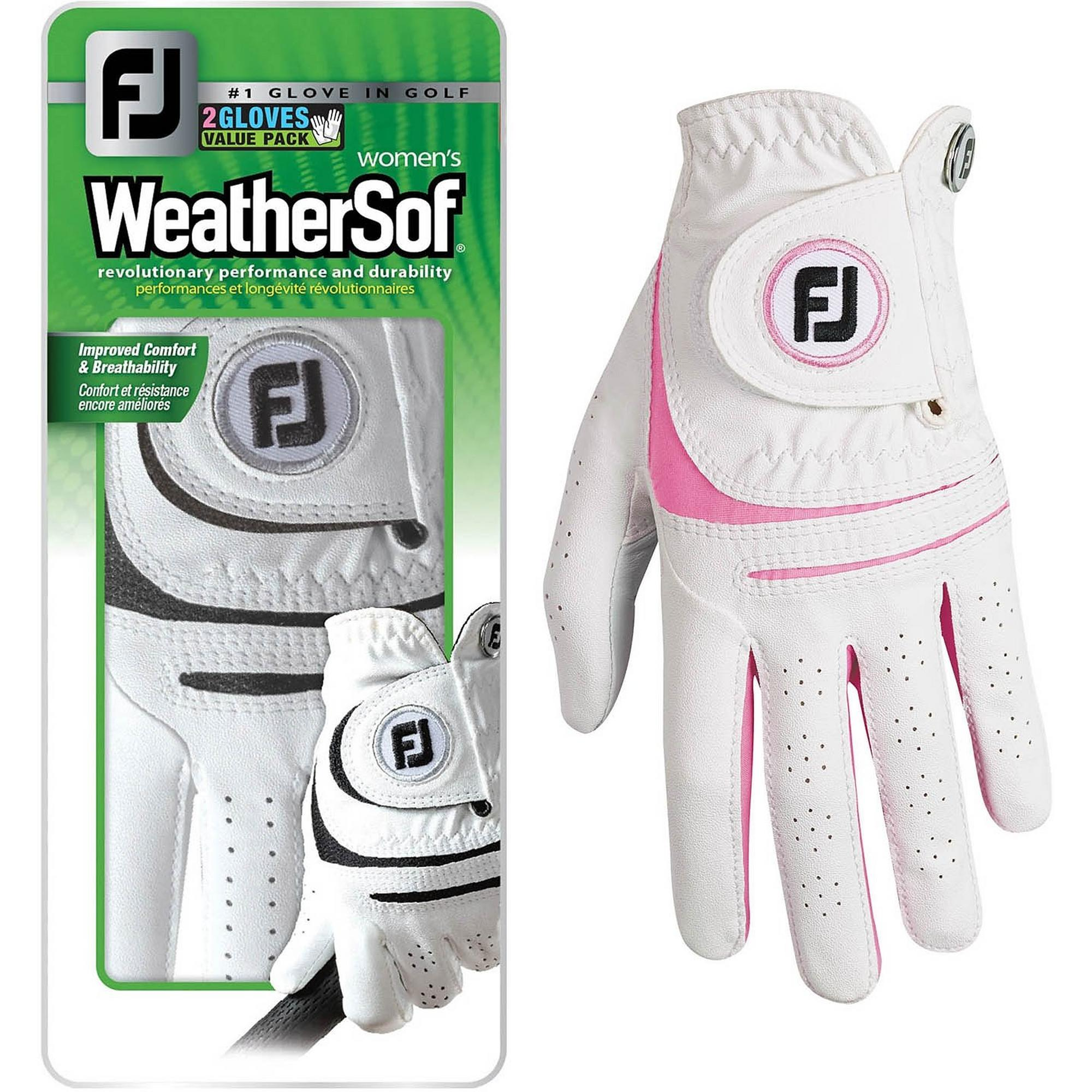 Women's WeatherSof 2Pk Glove