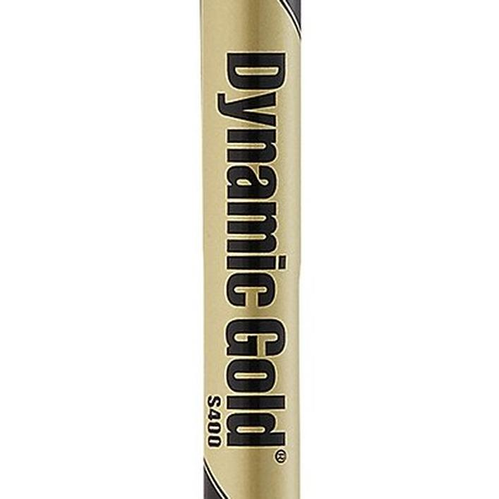 Dynamic Gold Tour Issue Onyx Steel Iron Shaft