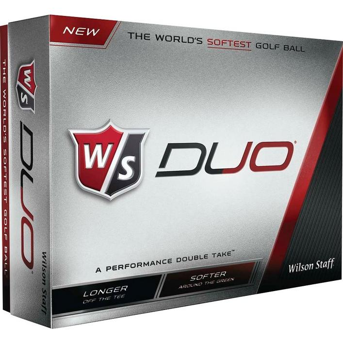 DUO Golf Balls - White