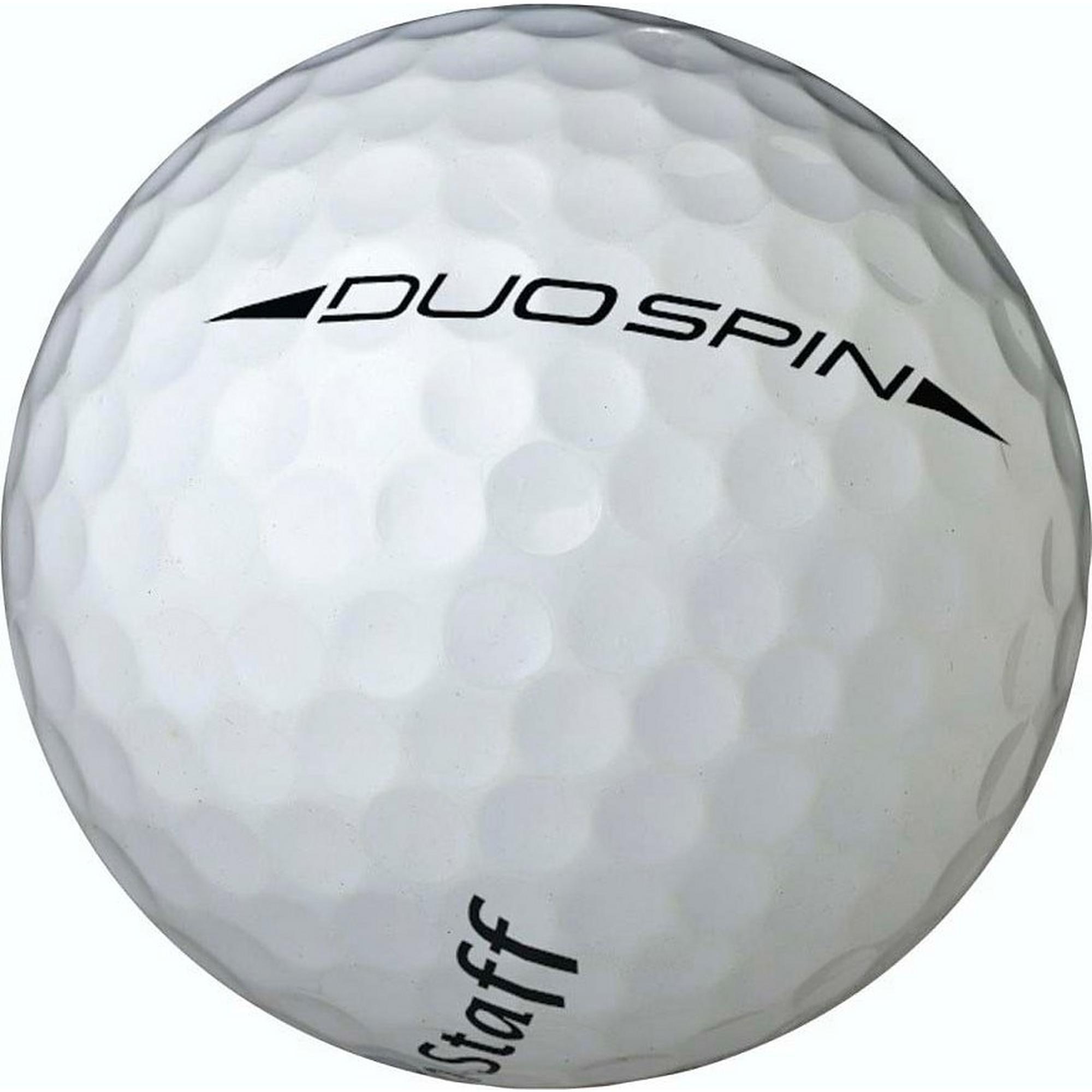 DUO Spin Golf Balls
