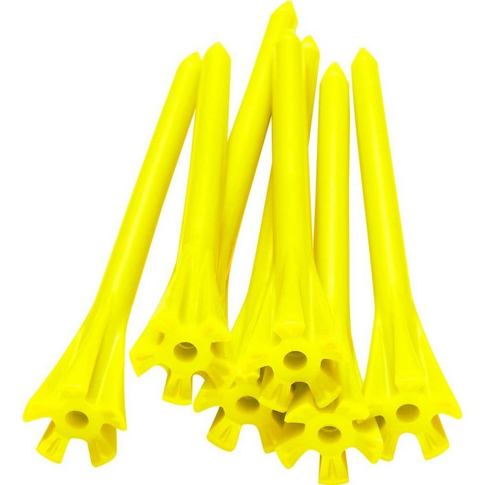 No Resistance 3 1/4 Inch Golf Tees(50 COUNT)