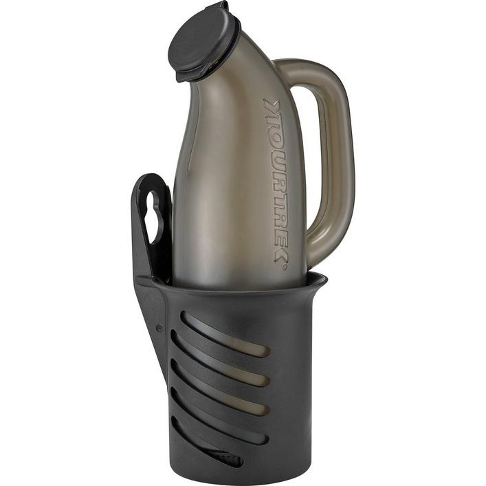 Sand Bottle with Cup Holder