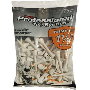 PTS Wood Golf Tees - 1 1/2IN (90 Count)