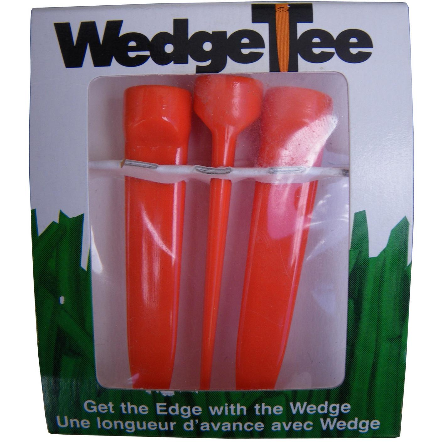 Wedge Tees hi-res