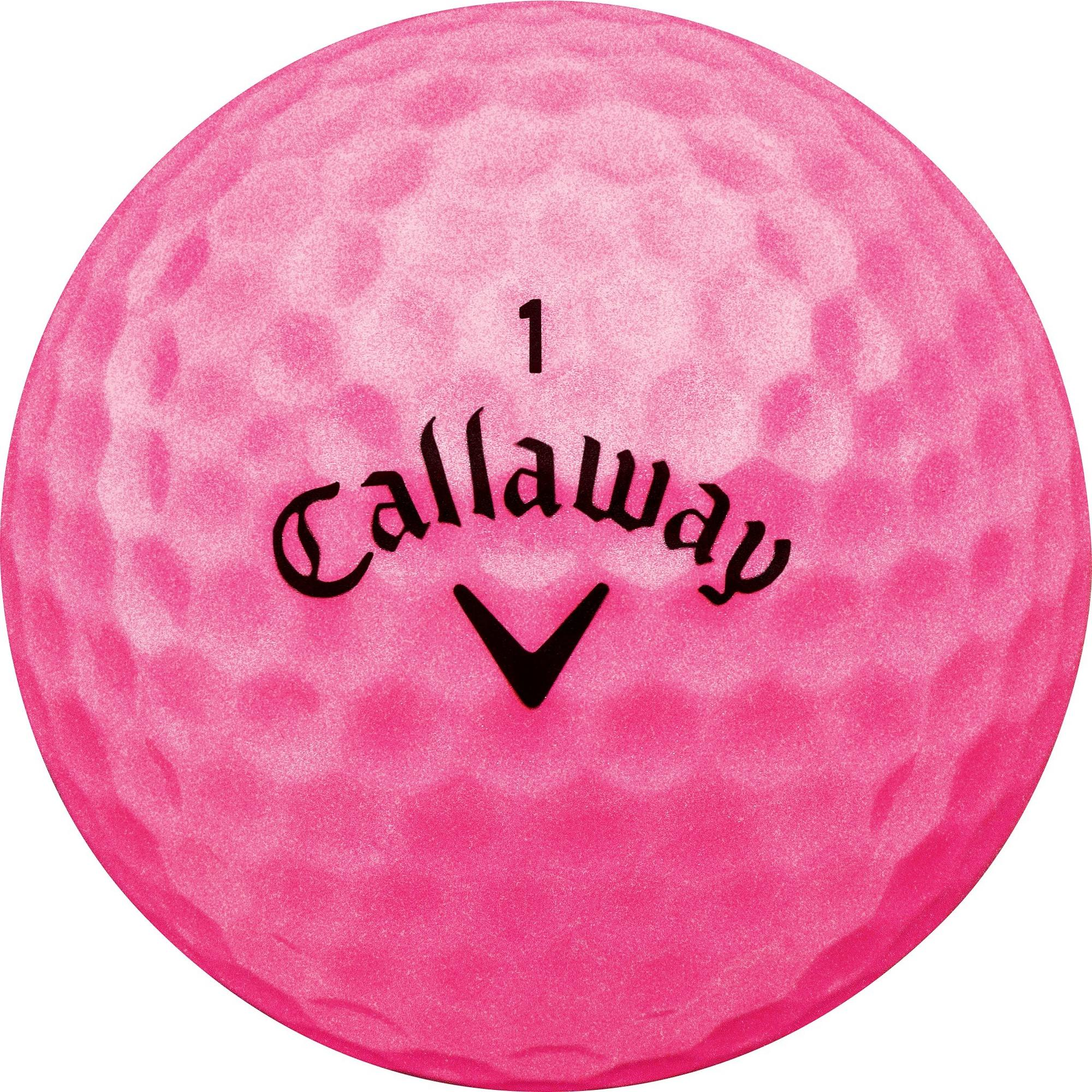 Solaire Pink Golf Balls