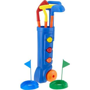 Mini Pro Plastic Junior Golf Set
