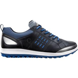 Men's BIOM Hybrid 2 GTX Spikeless Golf Shoes - Black/Royal