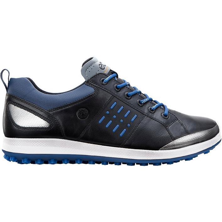 Men's BIOM Hybrid 2 GTX Spikeless Golf Shoes - Black/Royal