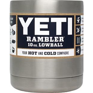 Gobelet Rambler Lowball, 10 oz li.