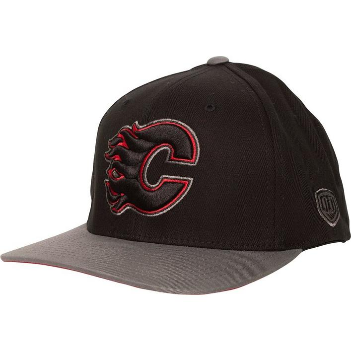 Men's Pitch Calgary Flames Cap