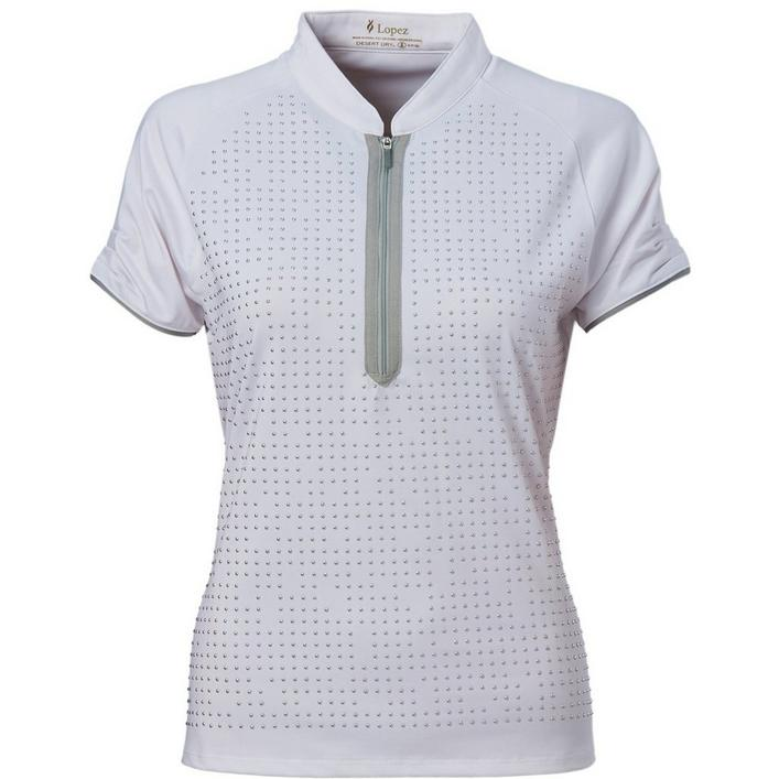 Women's Desire Short Sleeve Polo