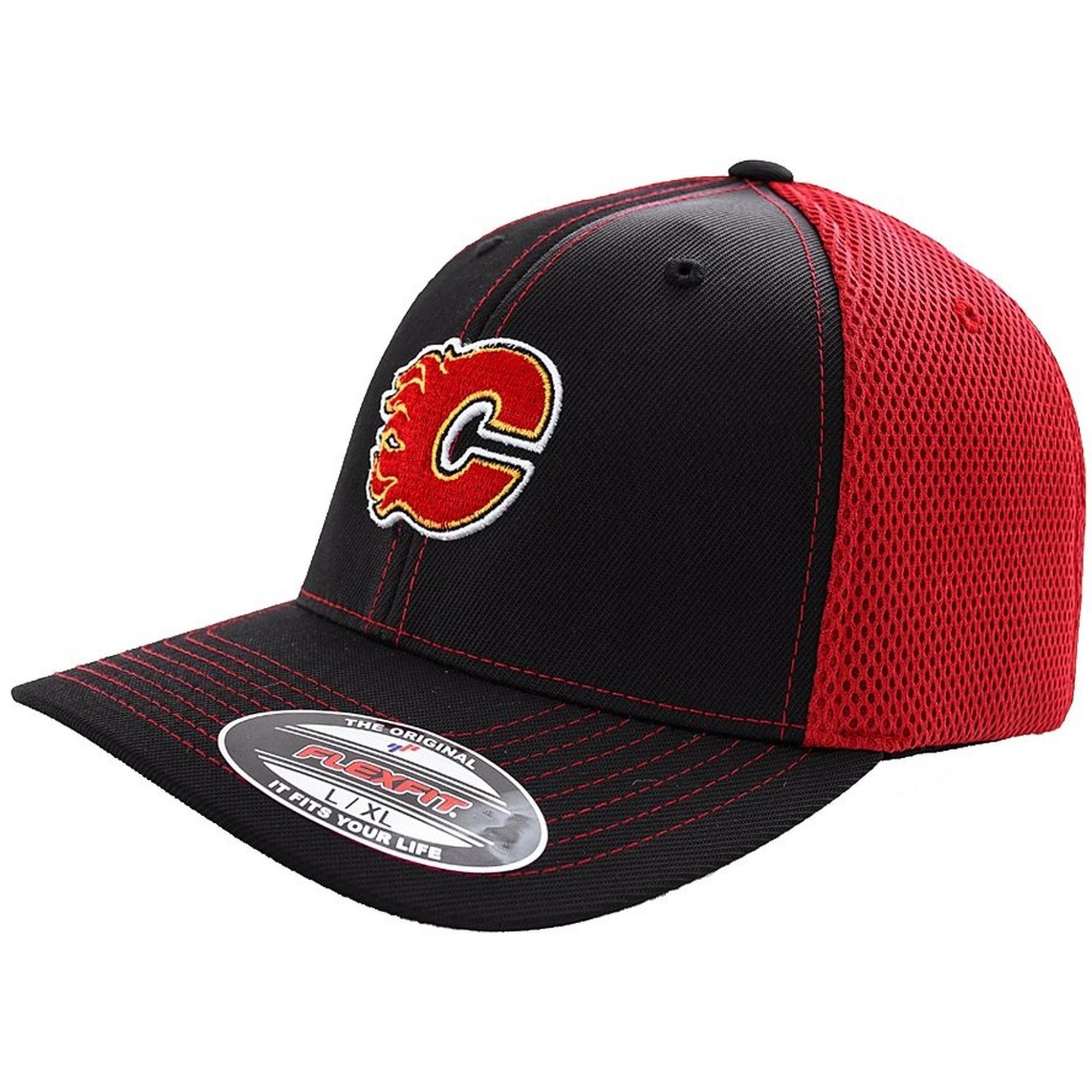 Men's Ultramesh Calgary Flames Cap