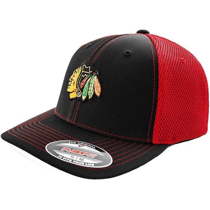 Men's Ultramesh Chicago Blackhawks Cap