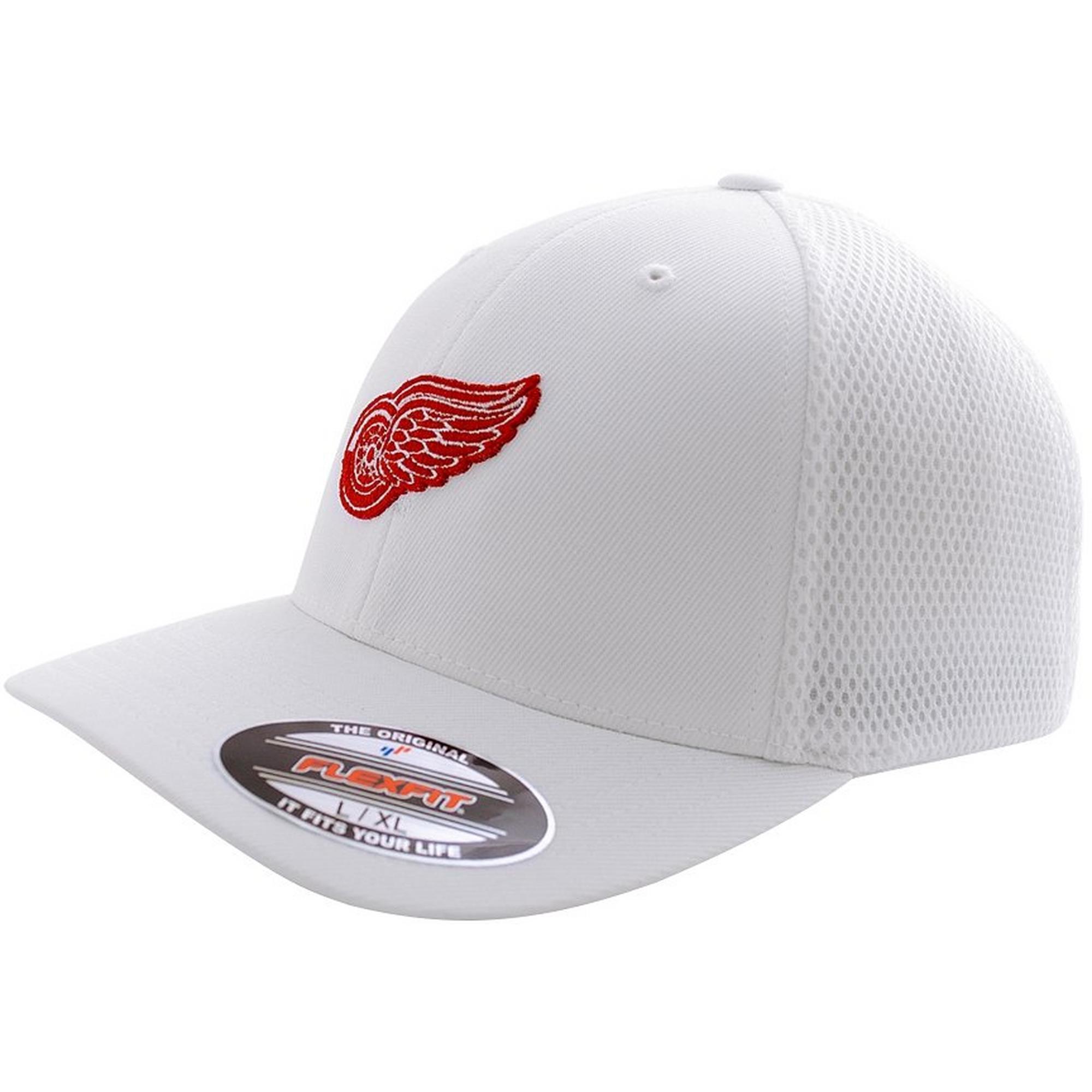 Men's Ultramesh Detroit Red Wings Cap