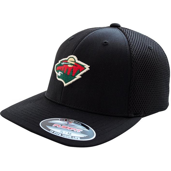 Men's Ultramesh Minnesota Wild Cap