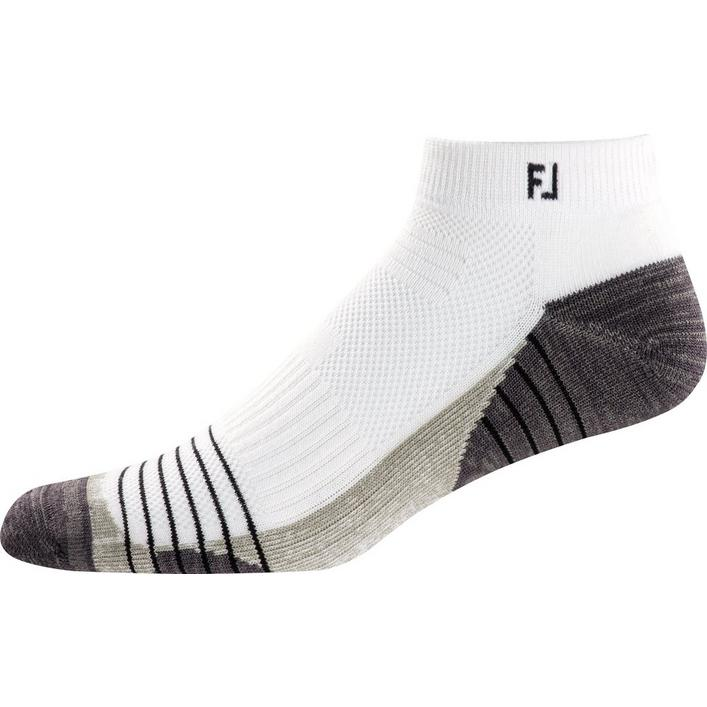 Men's TechSof Tour Sport Ankle Socks