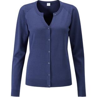 Women's Button Long Sleeve Cardigan
