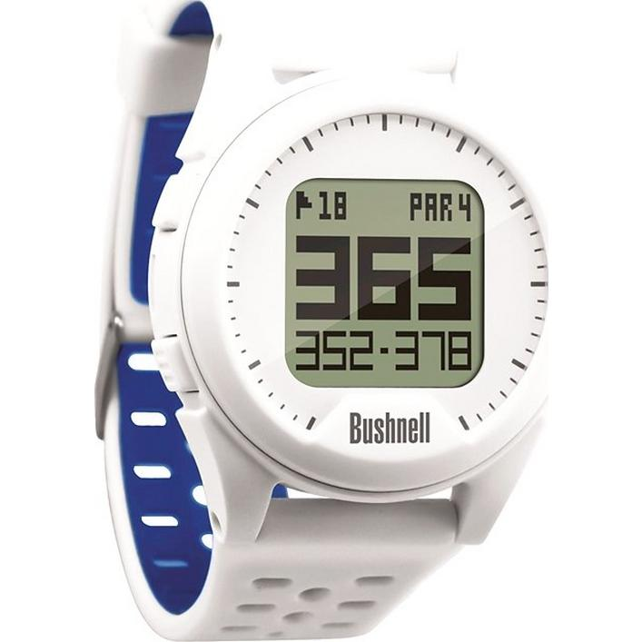 Neo Ion White/Blue GPS Watch
