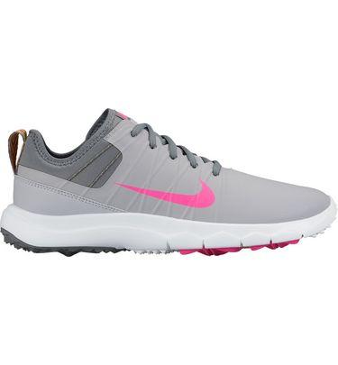 Women s FI Impact 2 Spikeless Golf Shoes - Wolf Gray White Pink Blast   Golf  Town Limited cf3522d6f22