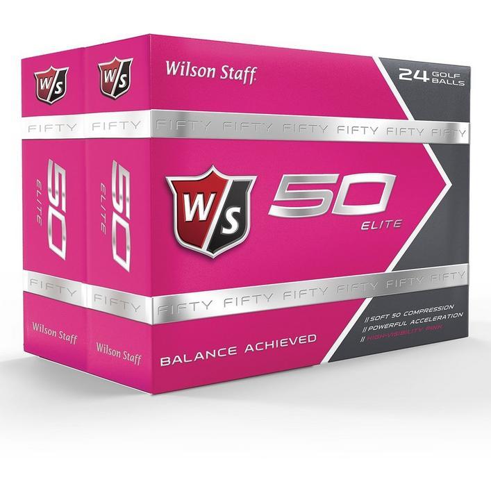 50 Elite Double Dozen Pink