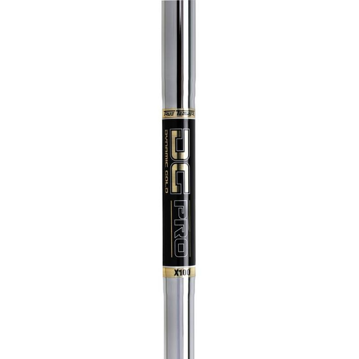 Dynamic Gold PRO .355 Tapered Steel Iron Shaft