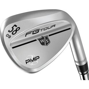 FG Tour PMP Tour Frosted Wedge with Steel Shaft