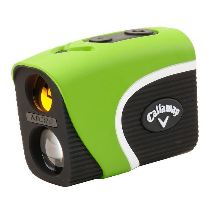 Micro Prism- Laser Rangefinder Green Power Pack
