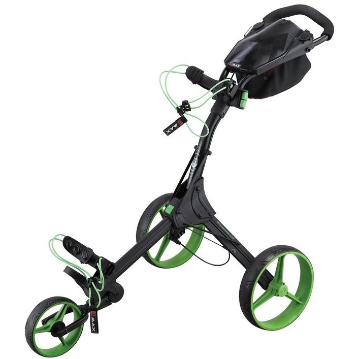 IQ Plus 3-Wheel Push Cart