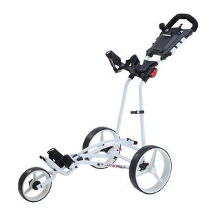 Auto Fold Plus 3-Wheel Push Cart