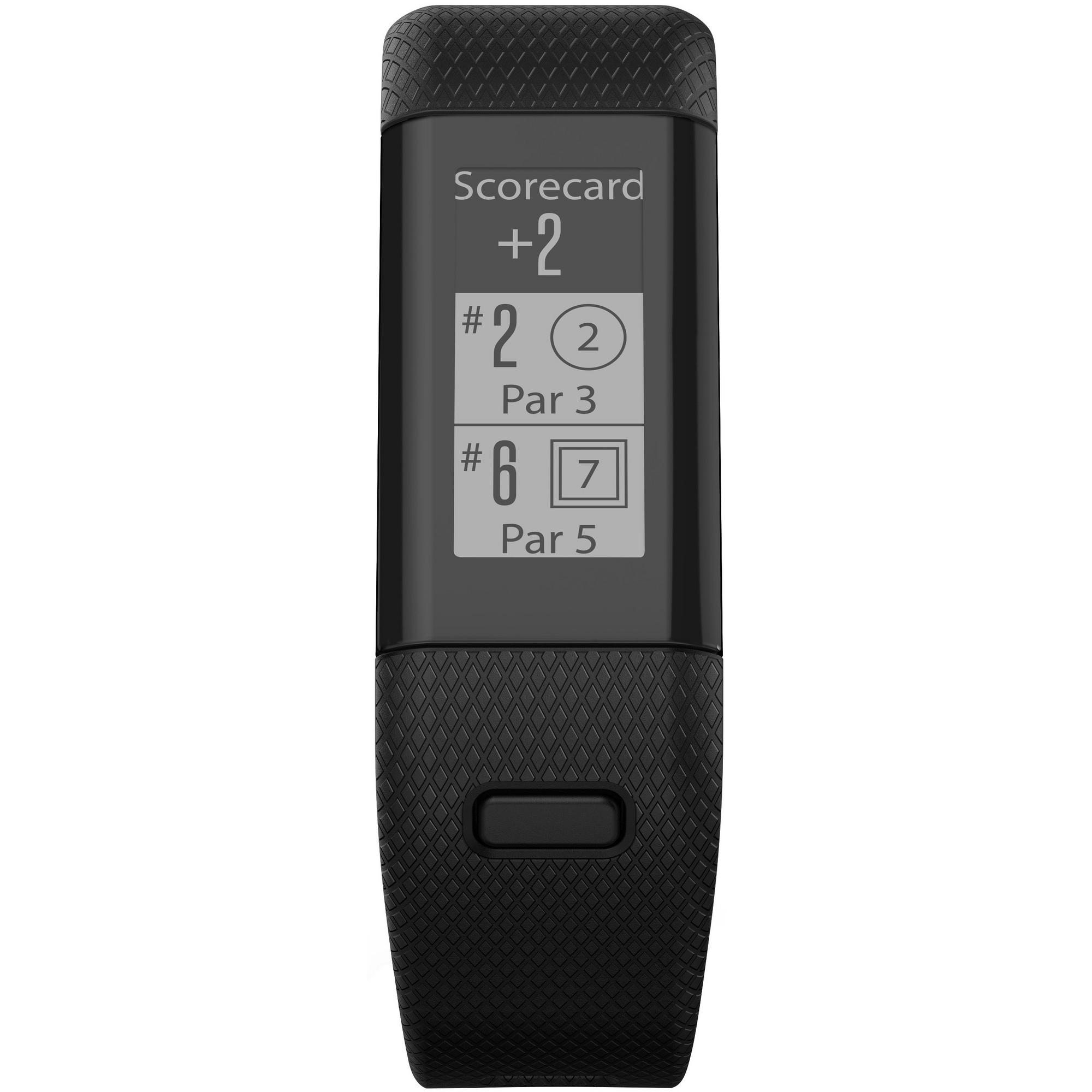 Approach X40 Black GPS Watch XL Fit