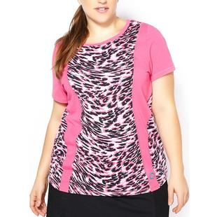 Women's Jersey Printed Short Sleeve T