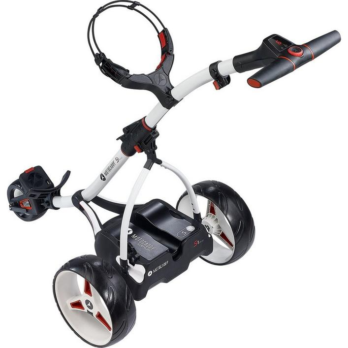 S1 DHC Lithium with E-Brake Electric Cart