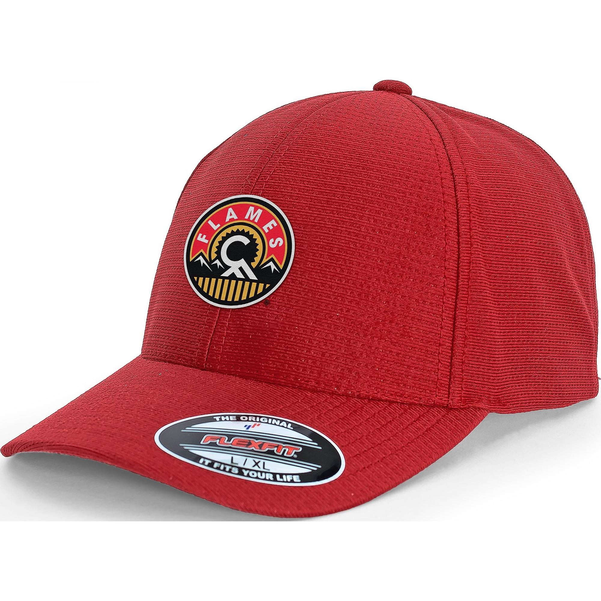 Men's Airwave Calgary Flames Cap