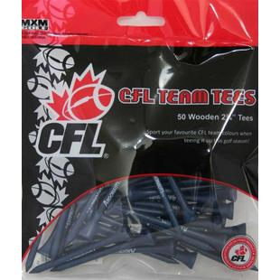 CFL Team Tees 2 3/4 50 Pack