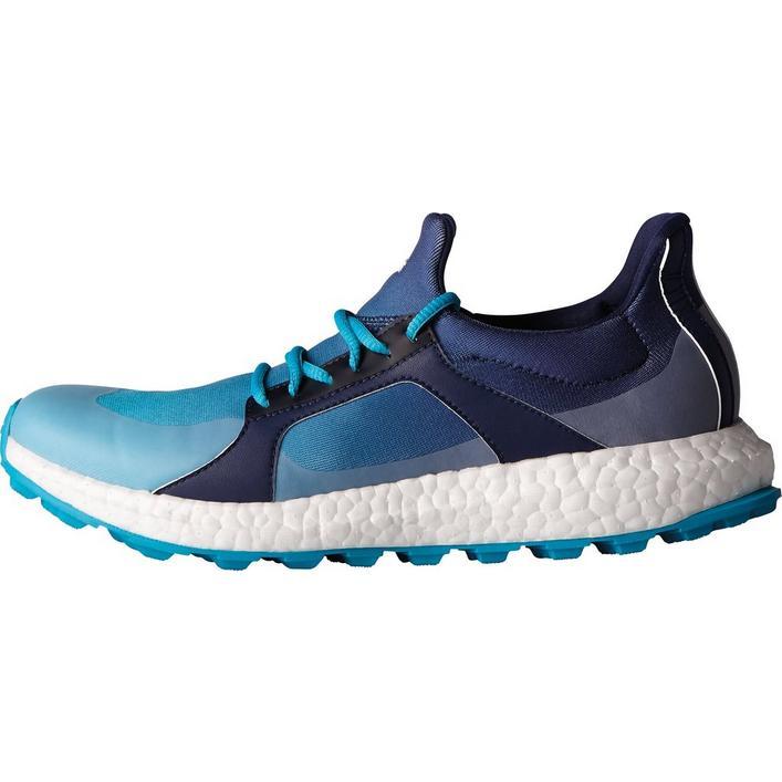 Women's Climacross Boost Spikeless Golf Shoes- Blue