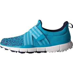 Women's Climacool Knit Spikeless Golf Shoes- Blue
