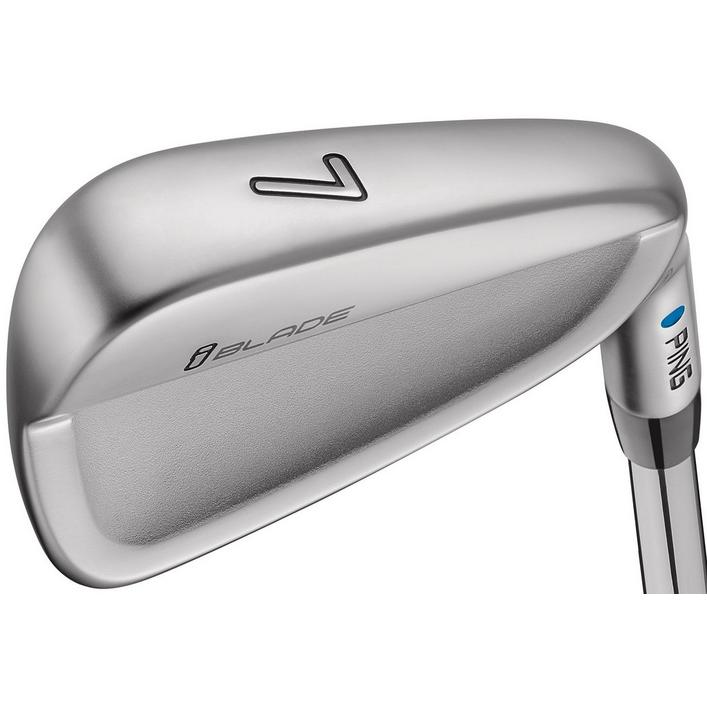 iBlade 4-PW Iron Set with Steel Shafts